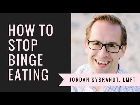 *How To Stop Binge Eating Disorder* - (Jordan Sybrandt ...