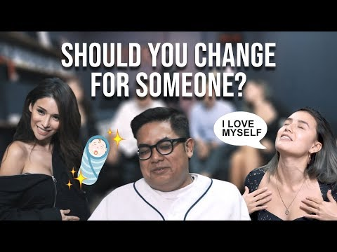 Should You Change For Someone? - Real Talk Episode 13