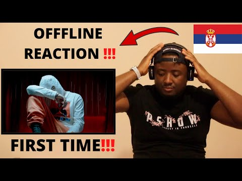 RELJA X DEVITO – OFFLINE (OFFICIAL VIDEO) REACTION // SERBIAN MUSIC REACTION!!!
