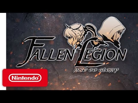 Download Youtube: Fallen Legion: Rise to Glory – Nintendo Switch Announcement Trailer