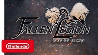 Fallen Legion: Rise to Glory - Nintendo Switch Announcement Trailer