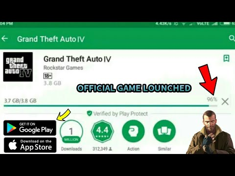 ||NEW GTA 4 ANDROID APK WITH GTA 4 FILE||HOW TO DOWNLOAD GTA 4 GAME ON  ANDROID||REAL||APK+DATA||