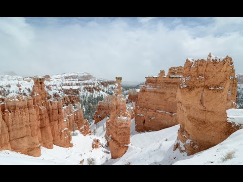 Visiting Bryce Canyon National Park, National Park in Utah, United States