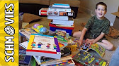 Virtual school books unboxing 2nd grade youtube 1625 fandeluxe Images