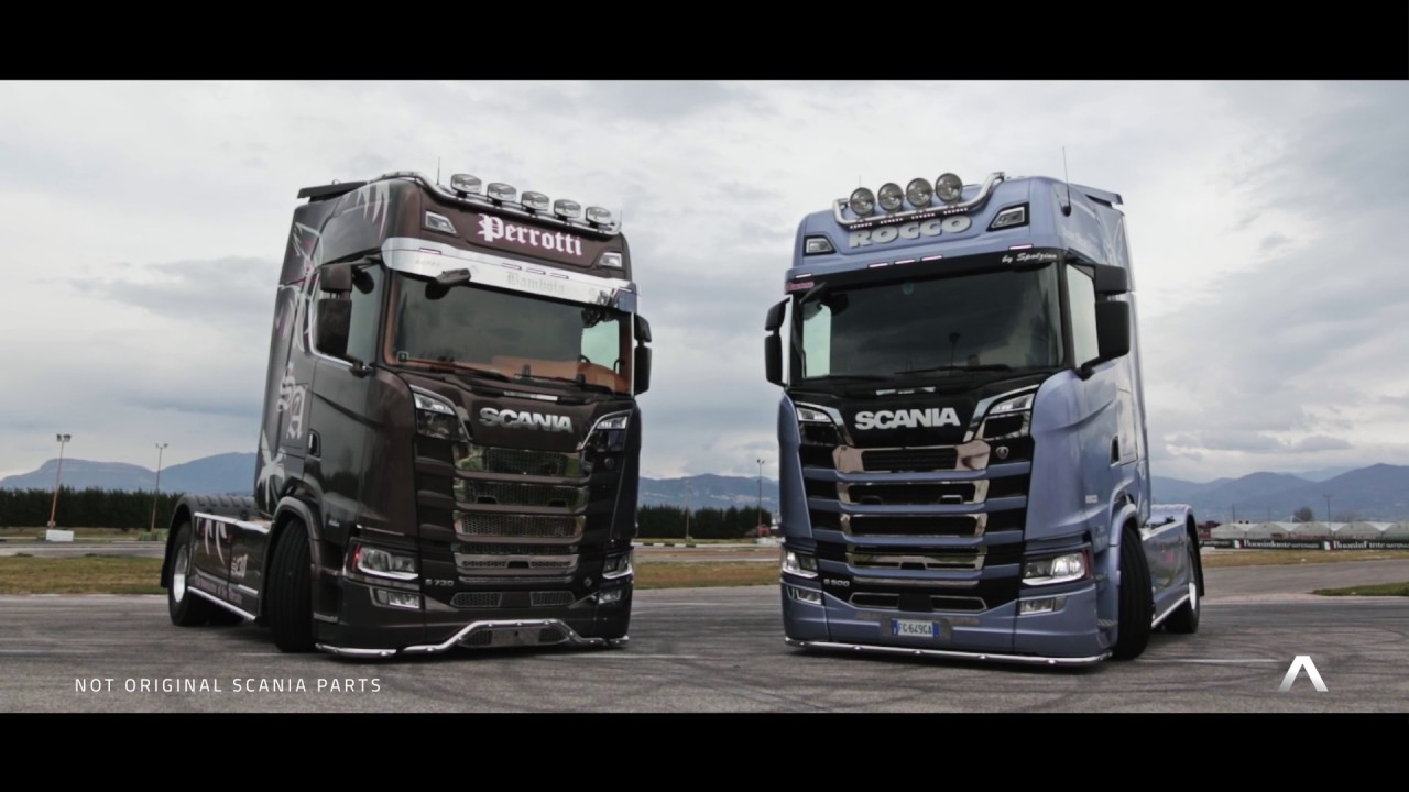 new kit for scania s series fai vincere la tua passione. Black Bedroom Furniture Sets. Home Design Ideas