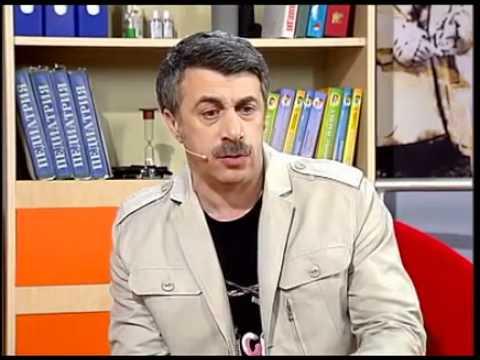 Сыпь - Школа доктора Комаровского - Интер