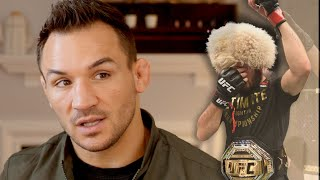 Michael Chandler's Emotional Response to Khabib Nurmagomedov's Retirement