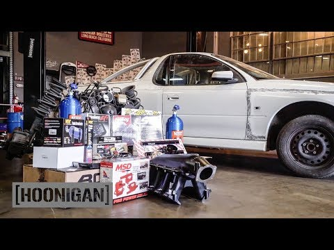 [HOONIGAN] DT 092: Secret Project Car Reveal - Forza Holden…