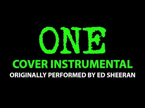 One (Cover Instrumental) [In the Style of Ed Sheeran]