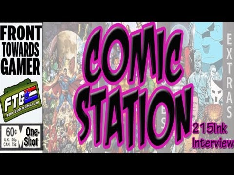 Comic Station One-Shot: 215Ink Publisher Interview