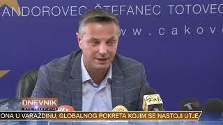 Vtv dnevnik 22. listopada 2019.