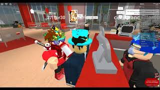 SIZZLEBURGER RESTAURANT ROBLOX | TASTY FOOD! | ROBLOX RESTAURANTS