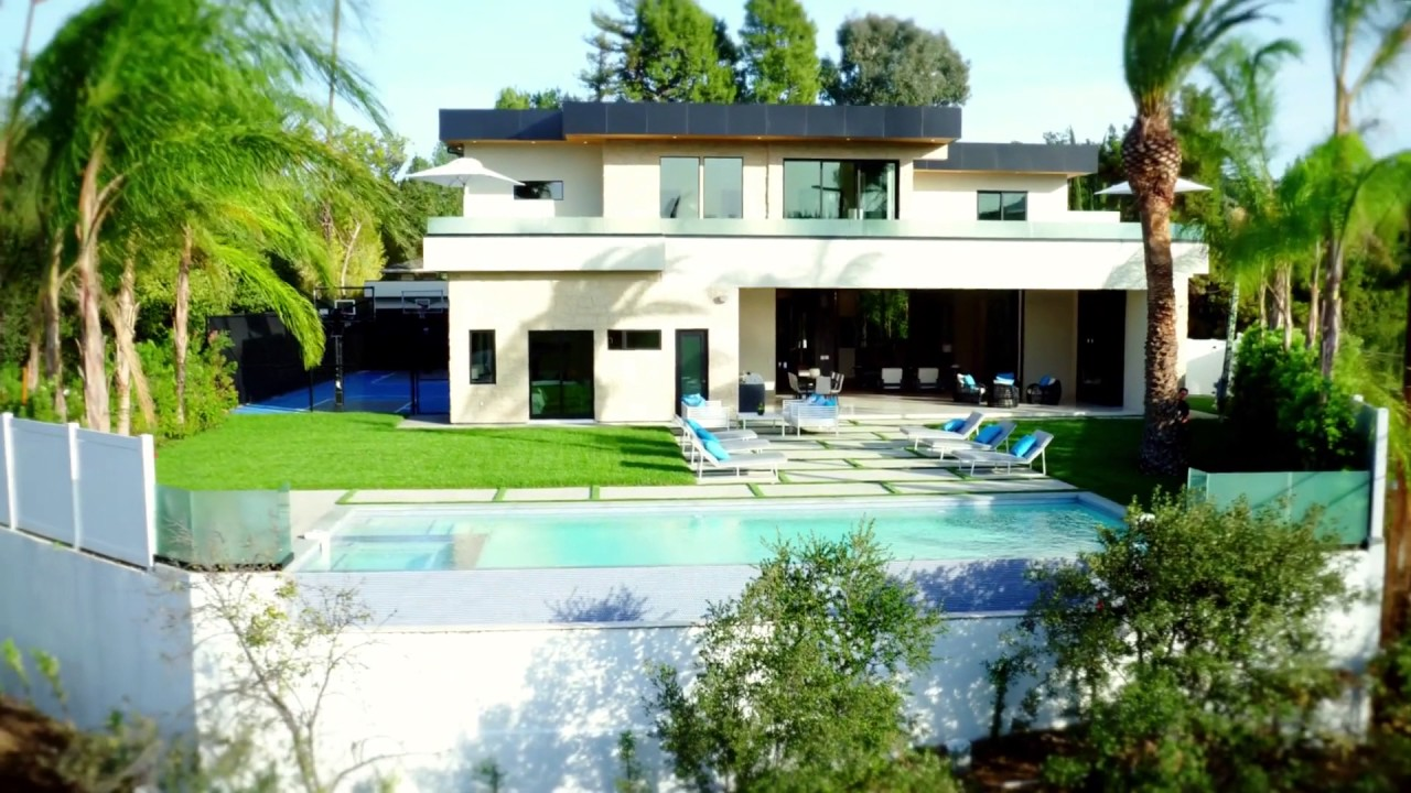 Dream House Bel Air With Pool Basketball Golf