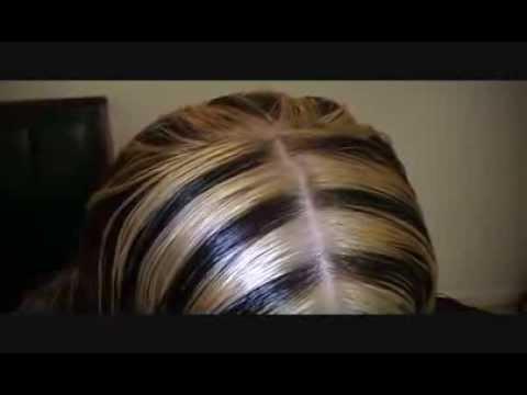 Autumn Haircolor 101 - YouTube