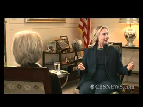 Hillary Clinton on Gaddafi: We came, we saw, he died