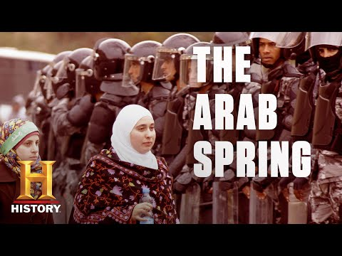 Here's How the Arab Spring Started and How It Affected the W