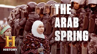 Here's How the Arab Spring Started and How It Affected the World | History thumbnail