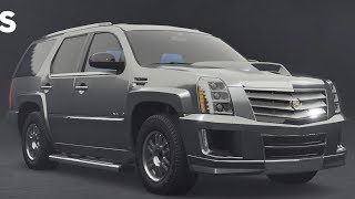 The Crew 2 - Cadillac Escalade 2012 - Customize | Tuning Car (PC HD) [1080p60FPS]