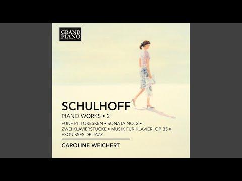 Musik fur Klavier, Op. 35: I. Vorspiel