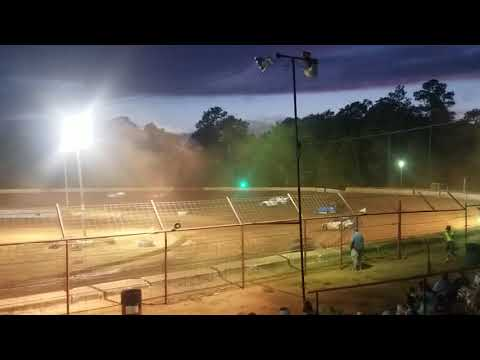 Heat Race 5/27/19 Memorial Day Shootout Flomaton Speedway, In Flomaton, Al(3)