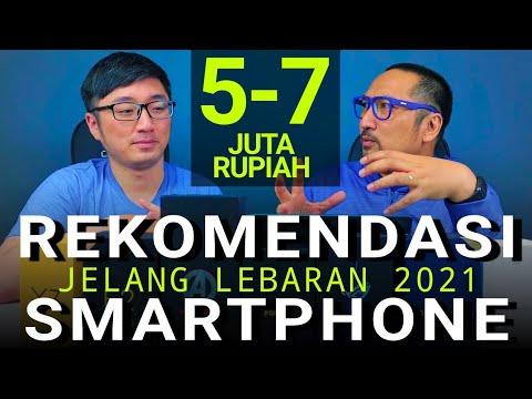 Rekomendasi Smartphone 5-7 Juta: Menjelang Lebaran 2021 (Part 3/6)