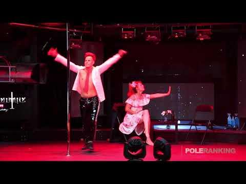 Vygintas Mazeika - Pole Theatre Latvia 2018