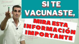 COVID 19 | NUEVA GUIA CDC para VACUNADOS