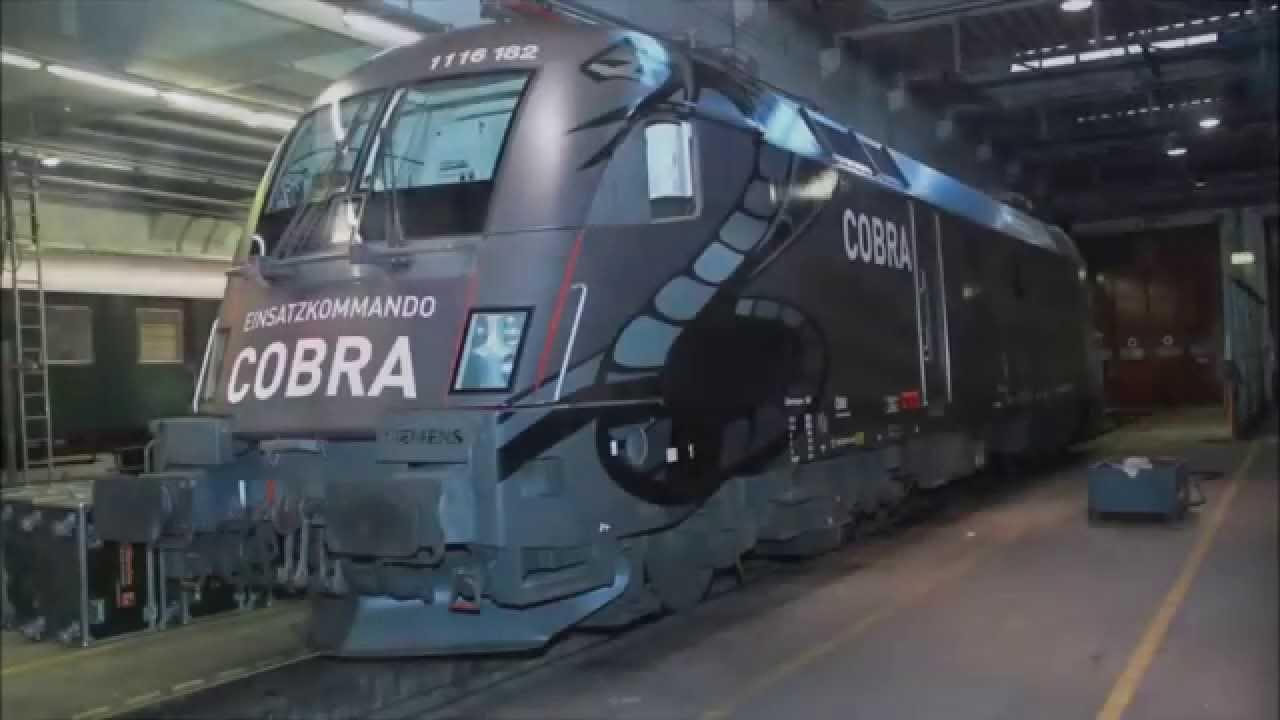 All About Taurus >> ÖBB Cobra LOK - Taurus 1116 - YouTube