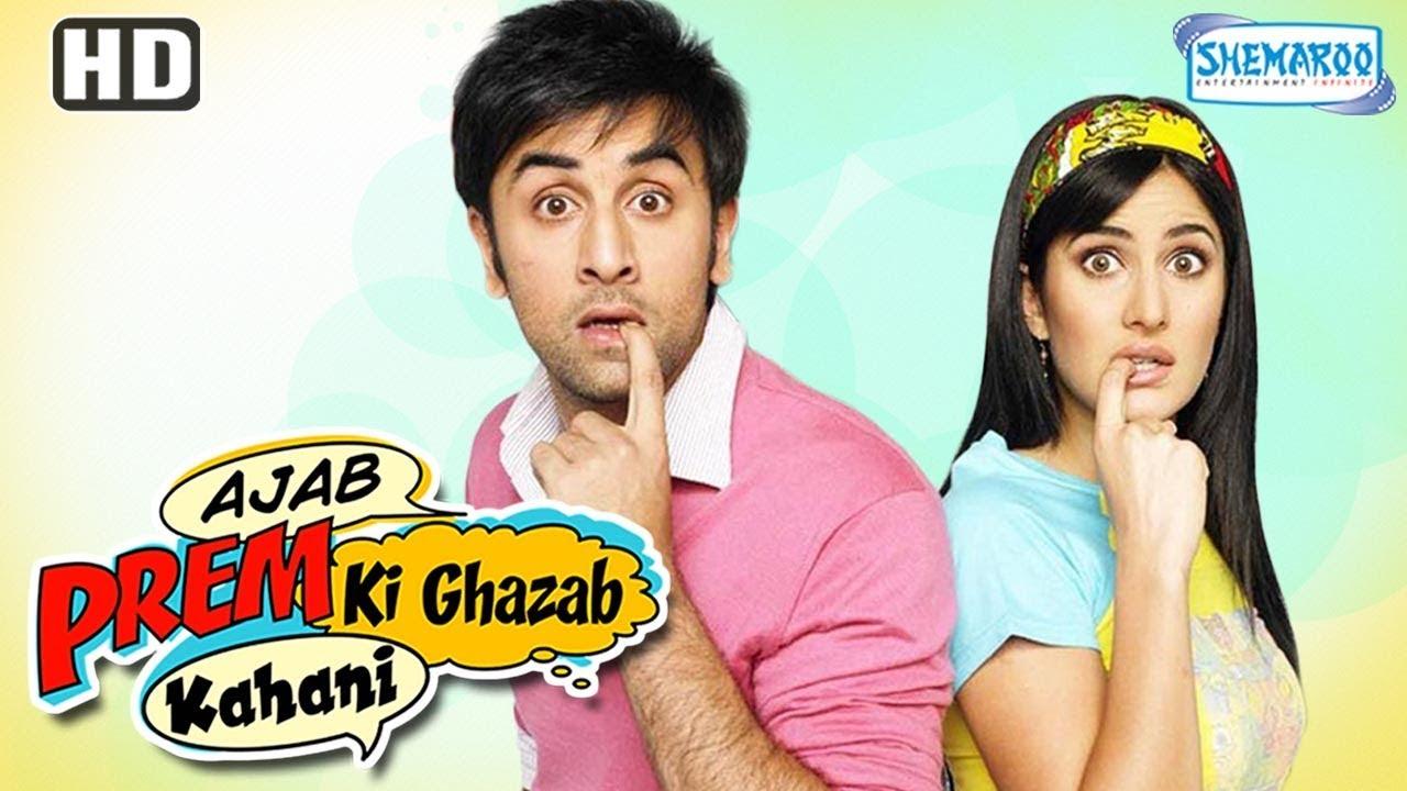 Ranbir Kapoor Katrina Kaif Best Movie Ajab Prem Ki Gazab Kahani Romantic Hindi Movie In 15 Mins