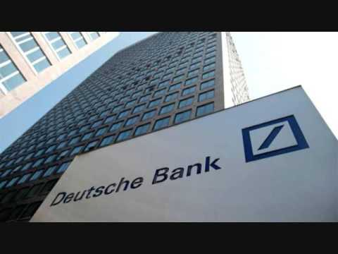 Deutsche bank destruction = ECONOMIC COLLAPSE