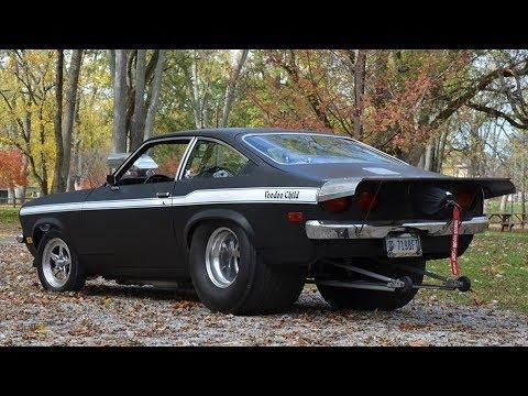 1976 Chevrolet Vega 350 Supercharger Dragster Build Project