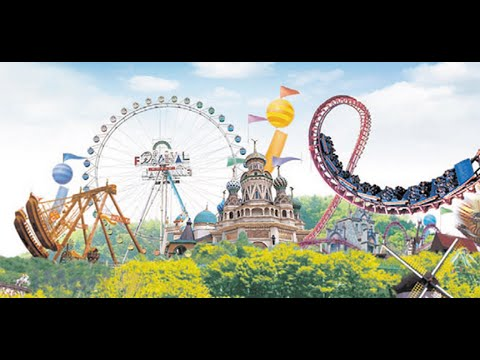 Everland Resort, South Korea - Best Travel Destination