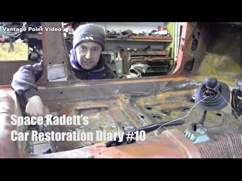 Floor Welding Repairs: Car Restoration Diary #10