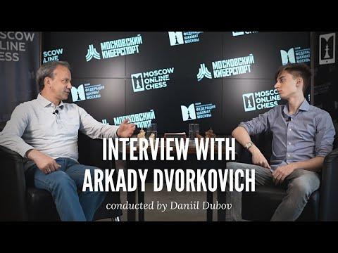 Interview with FIDE President Arkady Dvorkovich / Интервью с Аркадием Дворковичем