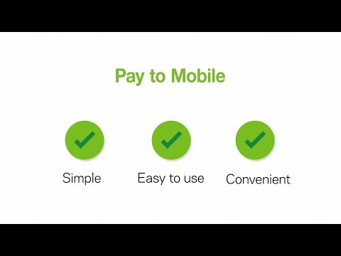 Collecting Pay to Mobile Payments