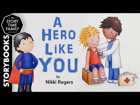A Hero Like You | A story about everyday heros