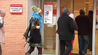 Испания: Рождество прошло, безработица опять растет - economy(Безработица в Испании снова пошла вверх. В январе число зарегистрированных на бирже труда выросло по сравн..., 2015-02-03T16:26:39.000Z)