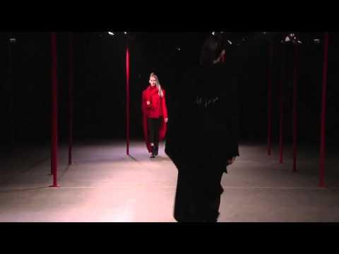 Stewardship Report Fashion: Yohji Yamamoto Fall Winter 2012/13