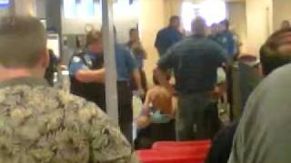 TSA Makes Young Boy Strip Down - Security Gone Too Far!