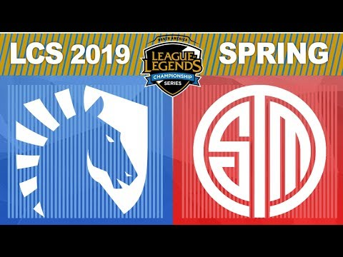 TL vs TSM - LCS 2019 Spring Split Week 9 Day 2 - Liquid vs Team SoloMid
