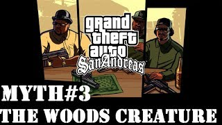 GTA SA Myths & Legends - The Woods Creature[HD]