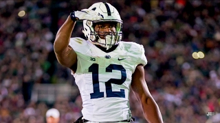 Most Underrated WR in the Big Ten || Penn State WR Chris Godwin 2016 Highlights ᴴᴰ
