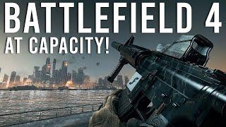 Battlefield 4 broken by Battlefield 2042 Hype...