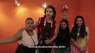 Gurmeet choudhary Aditi Sharma