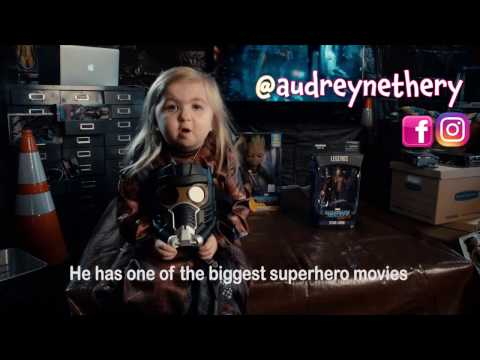 Audrey and Singing for Superheroes!!