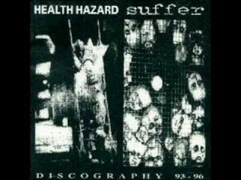 HEALTH HAZARD_SUFFER Discography 93 - 96 [FULL ALBUM]