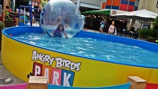 Parque Angry birds - Aqua ball / Especial 5mil inscritos!
