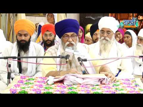 Giani-Thakur-Singhji-Patialawale-At-Jamnapar-On-23-October-2016