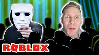 😰 KILLER in the cinema? (Camping) 😰-Roblox: Cinema