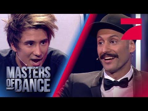 Team Julien vs. Team Vartan - Wer gewinnt das 2. Duell? | Masters of Dance | Finale | ProSieben